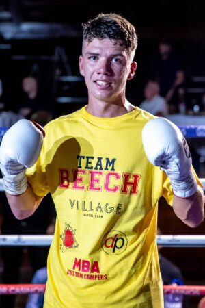 James Beech Jr. will have a point to prove when out next on September 26   Boxen247.com (Kristian von Sponneck)