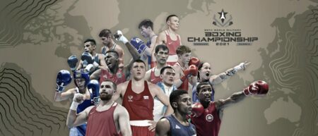 Meet top athletes participating in the World Military Boxing Championship | Boxen247.com (Kristian von Sponneck)
