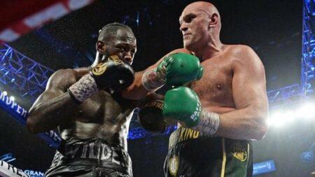 Te riri me te Wilder 3 i te ESPN & FOX Hakinakina mo te Utu-Mo-Tirohanga a te Oketopa 9 | Boxen247.com (Kristian von Sponneck)