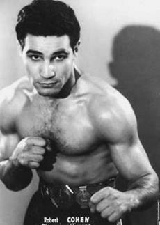 Spotlight on: French boxer Robert Cohen   Boxen247.com (Kristian von Sponneck)