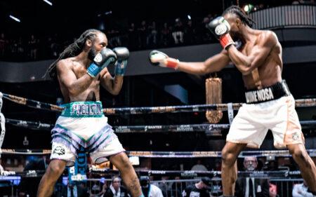 Nosa Divine Nehikhare defeats Dequint Hill & undercard results in Austin | Boxen247.com (Kristian von Sponneck)