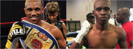 Thato Bonokoane faces Tholumusa Ngema for WBF Intercontinental Title | Boxen247.com (Kristian von Sponneck)