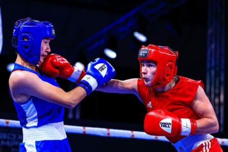 Day 2 results at the World Military Boxing Championships in Moscow | Boxen247.com (Kristian von Sponneck)