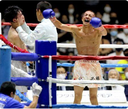 Shocker as Masamichi Yabuki defeats champ Kenshiro Teraji in Japan   Boxen247.com (Kristian von Sponneck)