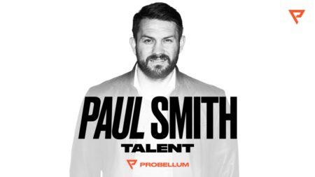 Paul Smith joins Probellum as new on-air talent | Boxen247.com (Kristian von Sponneck)