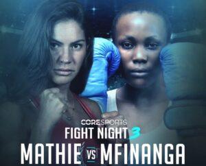 Avril Mathie faces Jesca Mfinanga in Dubai on September 18 | Boxen247.com (Kristian von Sponneck)