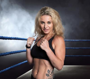 Simona Sarpa makes her pro debut in Clearwater, Florida on October 16 | Boxen247.com (Kristian von Sponneck)