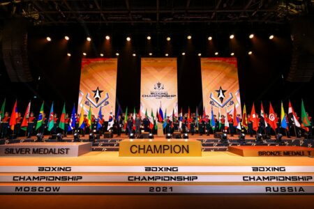 The 58th World Military Boxing Championships finished in Moscow | Boxen247.com (Kristian von Sponneck)