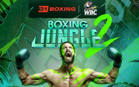 Boxing Jungle-2. Predators: Battle for Territory | Boxen247.com (Kristian von Sponneck)