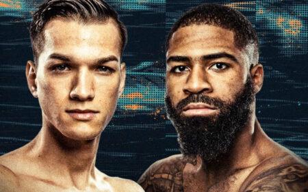 Brandon Figueroa vs. Stephen Fulton Jr. in Las Vegas on November 27 | Boxen247.com (Kristian von Sponneck)