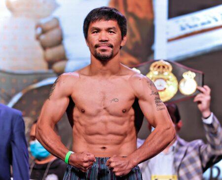 Manny Pacquiao retires | Boxen247.com (Kristian von Sponneck)
