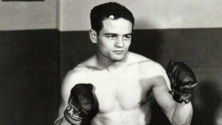 "Spotlight on: French boxer ""the little terror"" Alphonse Halimi   Boxen247.com (Kristian von Sponneck)"