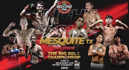 The Big Belt Championship this Friday through WBC VIVE TV | Boxen247.com (Kristian von Sponneck)