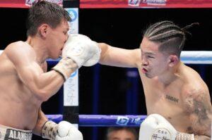Kazuto Ioka defended his WBO title against Francisco Rodriguez in Japan | Boxen247.com (Kristian von Sponneck)