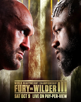 Fury vs. Wilder III will air in theaters in the USA | Boxen247.com (Kristian von Sponneck)