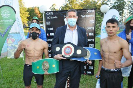 Leandro Blanc faces Junior Zarate for WBA FEDELATIN title in Argentina   Boxen247.com (Kristian von Sponneck)