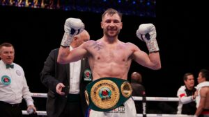 New IBO champ Maxi Hughes signs with Matchroom, targets Devin Haney | Boxen247.com (Kristian von Sponneck)