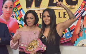 Jackie Nava faces Mariana Juárez in October | Boxen247.com (Kristian von Sponneck)