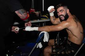 Jono Carroll faces Andy Vences in a WBA title eliminator this Saturday | Boxen247.com (Kristian von Sponneck)