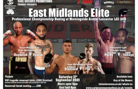 Carl Greaves: Fightzone is brilliant for British Boxing   Boxen247.com (Kristian von Sponneck)
