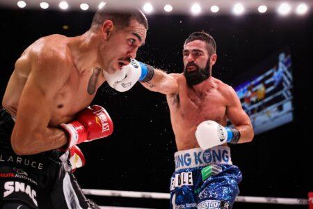 Jono Carroll defeats Andy Vences in thrilling bout in Florida, USA | Boxen247.com (Kristian von Sponneck)