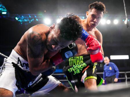 Omar Juárez defeats Jairo Lopez in Bakersfield, USA | Boxen247.com (Kristian von Sponneck)
