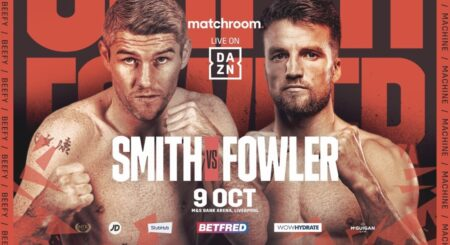 Liam Smith: I'll stop him down the straight | Boxen247.com (Kristian von Sponneck)