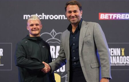 Former Team GB star Calum French signs with Matchroom Boxing | Boxen247.com (Kristian von Sponneck)