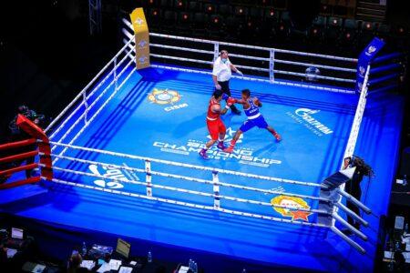 Ferreira & Paltseva victorious at the World Military Boxing Championships | Boxen247.com (Kristian von Sponneck)