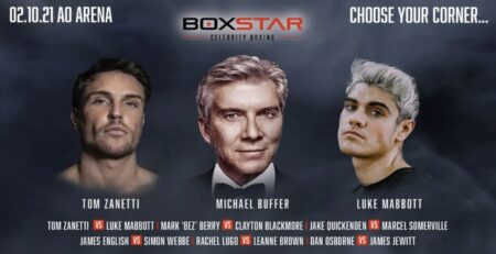 BOXSTAR in the UK for the first time in Manchester on October 2 | Boxen247.com (Kristian von Sponneck)