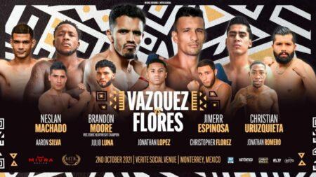 MTK Global & Miura Boxing 2 қазанда Мексикада үлкен акция өткізеді | Boxen247.com (Кристиан фон Споннек)
