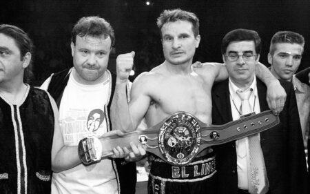 On this day: Javier Castillejo from Spain retained his world title   Boxen247.com (Kristian von Sponneck)