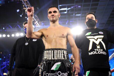 The tales of boxings quarantine king - Aussie boxings Tony Tolj | Boxen247.com (Kristian von Sponneck)