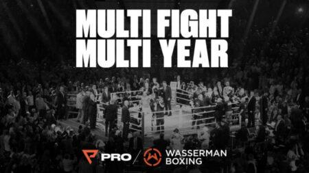 Probellum enters partnership with Wasserman Boxing   Boxen247.com (Kristian von Sponneck)