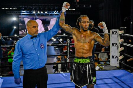 Greg Outlaw defeats Edgar Torres & card results in Philadelphia, USA | Boxen247.com (Kristian von Sponneck)