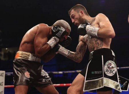 Sam Eggington throws 1317 punches in fight of the year candidate   Boxen247.com (Kristian von Sponneck)
