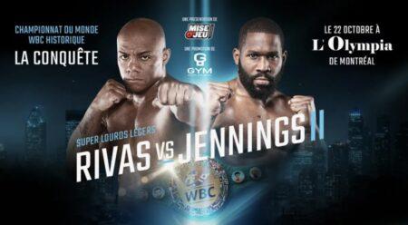Oscar Rivas vs. Bryant Jennings on October 22   Boxen247.com (Kristian von Sponneck)