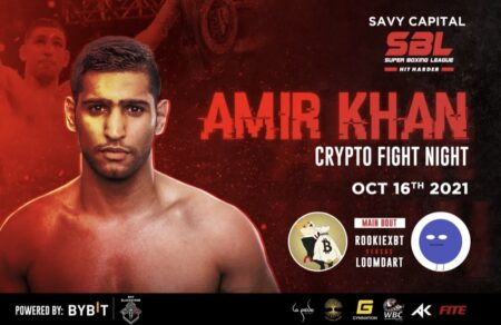 First ever Amir Khan Crypto Fight Night on October 16 in Dubai   Boxen247.com (Kristian von Sponneck)