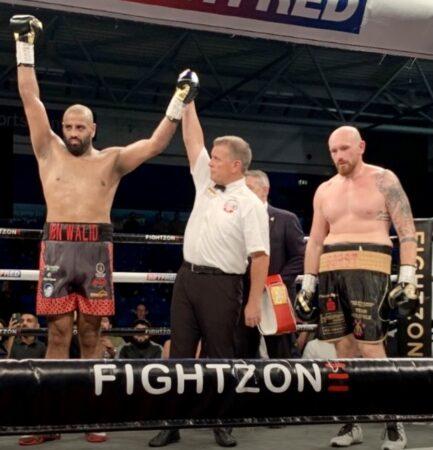 Kash Ali defeats Roman Gorst in IBF European Title defence in England | Boxen247.com (Kristian von Sponneck)