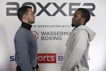 Eubank Jr. vs. Muratov BOXXER last press conference quotes & pictures | Boxen247.com (Kristian von Sponneck)