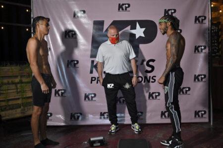 Greg Outlaw vs. Edgar Torres fight card weights from Philadelphia, USA | Boxen247.com (Kristian von Sponneck)