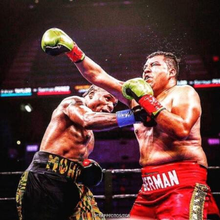 "Adrian Taylor faces Rafayel Simonyan in ""Hollywood Fight Nights"" Sept 16 | Boxen247.com (Kristian von Sponneck)"