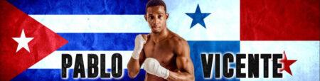 """Sampson Boxing signs """"The Cuban Menace"""" Pablo Vicente   Boxen247.com (Kristian von Sponneck)"""