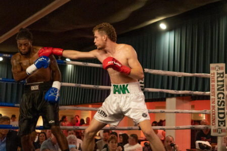 """""""Fight Night on the Charles at Moseley's II"""" OFFICIAL RESULTS   Boxen247.com (Kristian von Sponneck)"""