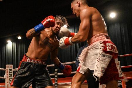 Adrian Sosa defeats Danny Flores & full results from Dedham, USA | Boxen247.com (Kristian von Sponneck)