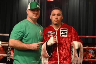 Fighter Locker boxers go 12-1 during 8-day stretch   Boxen247.com (Kristian von Sponneck)