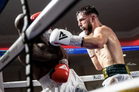Ryan Kelly defeats Dwain Grant on BCB Promotions event in Edgbaston | Boxen247.com (Kristian von Sponneck)