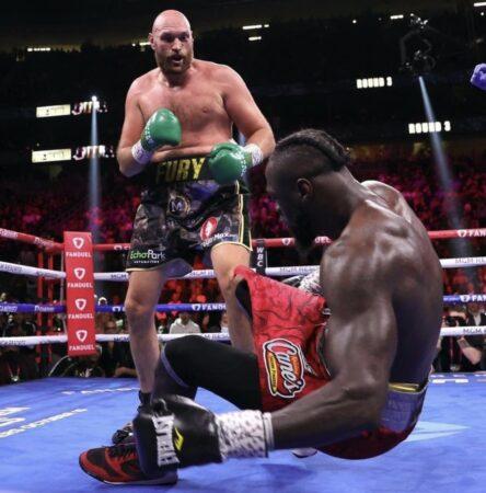 Tyson Fury knocks out Deontay Wilder in trilogy thriller | Boxen247.com (Kristian von Sponneck)