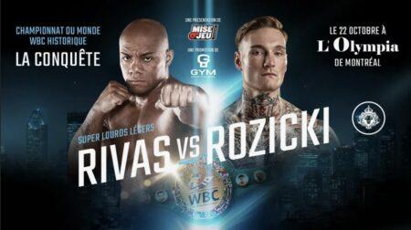 Oscar Rivas vs. Ryan Rozicki - 1st Bridgerweight World Title THIS FRIDAY | Boxen247.com (Kristian von Sponneck)