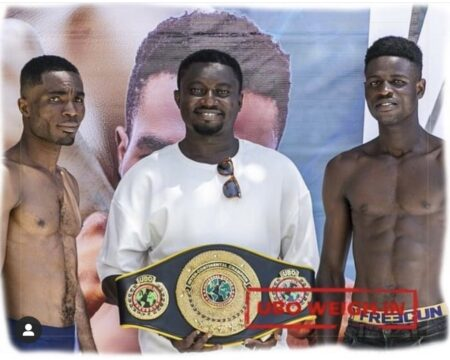 Quaye vs. Nukpe, Dorgbetor vs. Tetteh UBO title weights from Ghana